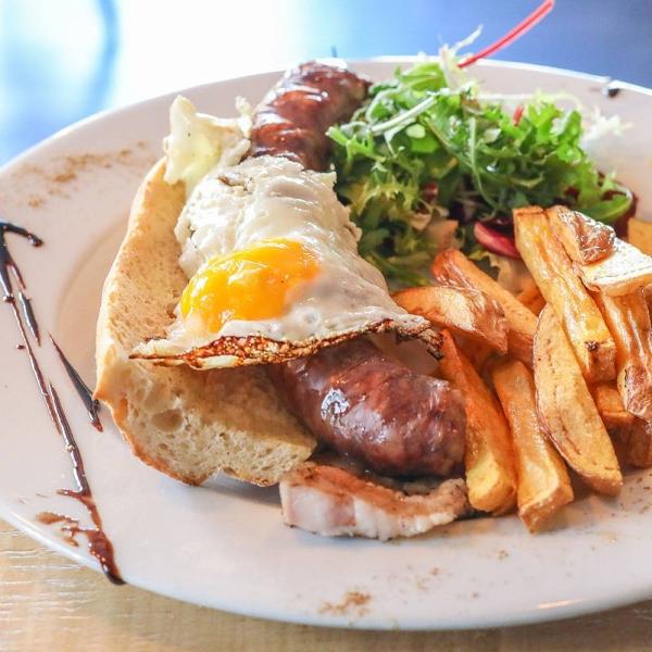 Le restaurant - Chez Marinette - Marseille
